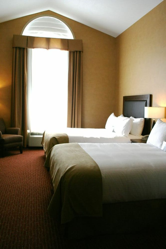 Pomeroy Hotel Fort St John Accommodation