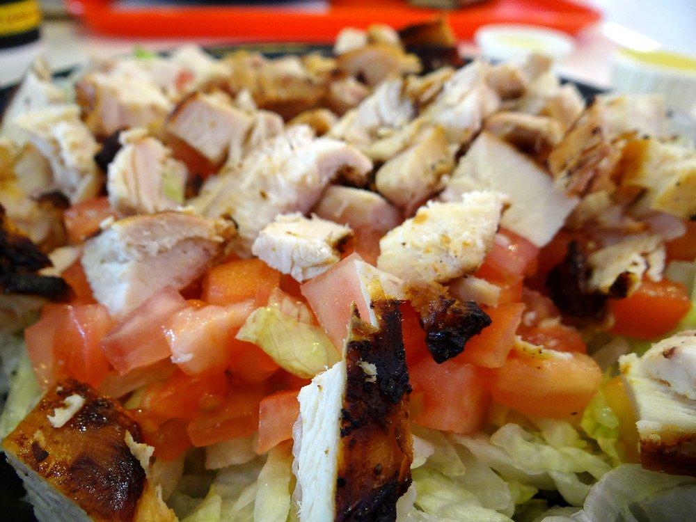 Chicken Kitchen Chop Chop close-up of the no carb chop chop. - yelp