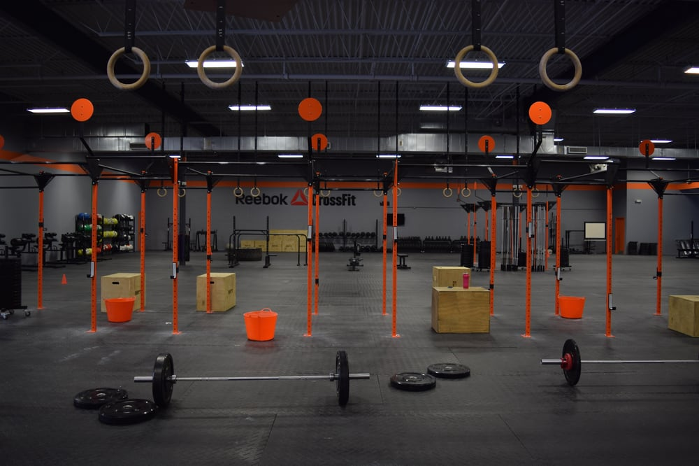 Top Tier CrossFit Columbia