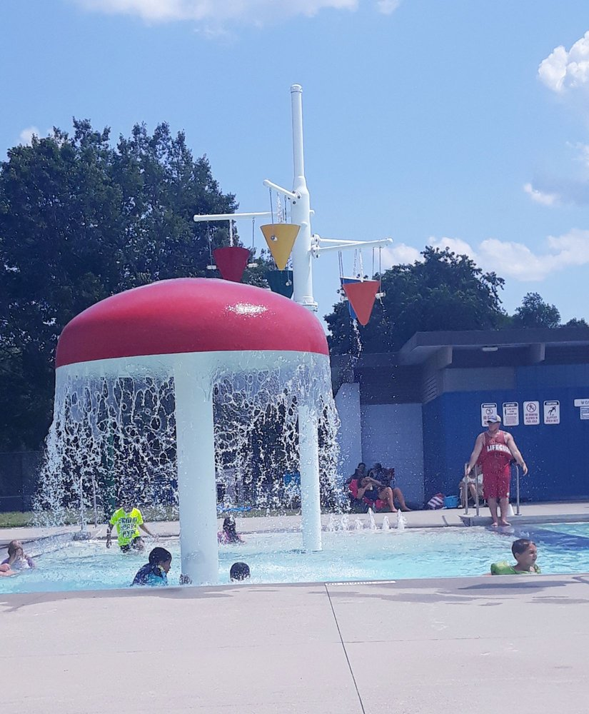 George I Spatcher Memorial Pool: 79 N Ave, Attleboro, MA