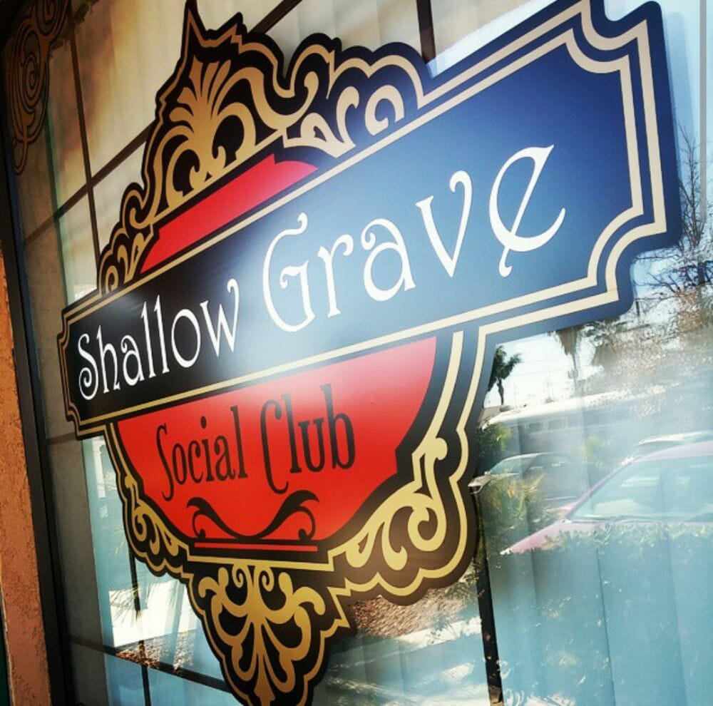 Shallow grave social club tattoo 100 photos 22 reviews for Tattoo shops in moreno valley