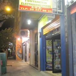 Agz magasins de bricolage carrer de doctor marco merenciano 14 torrefiel valence - Magasin bricolage valence ...