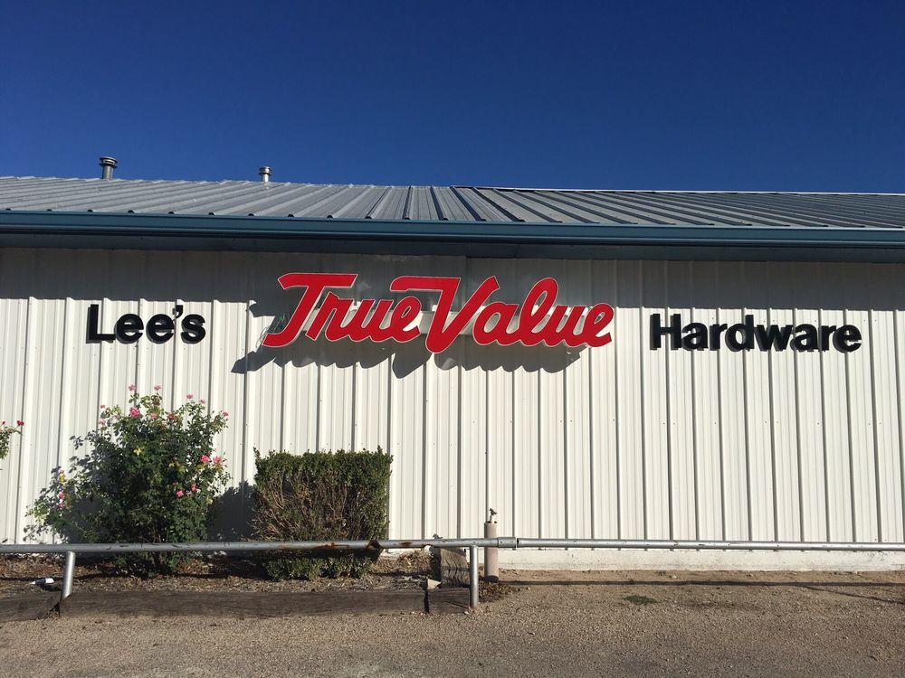 Lee's True Value: 119 Pecan St, Clyde, TX