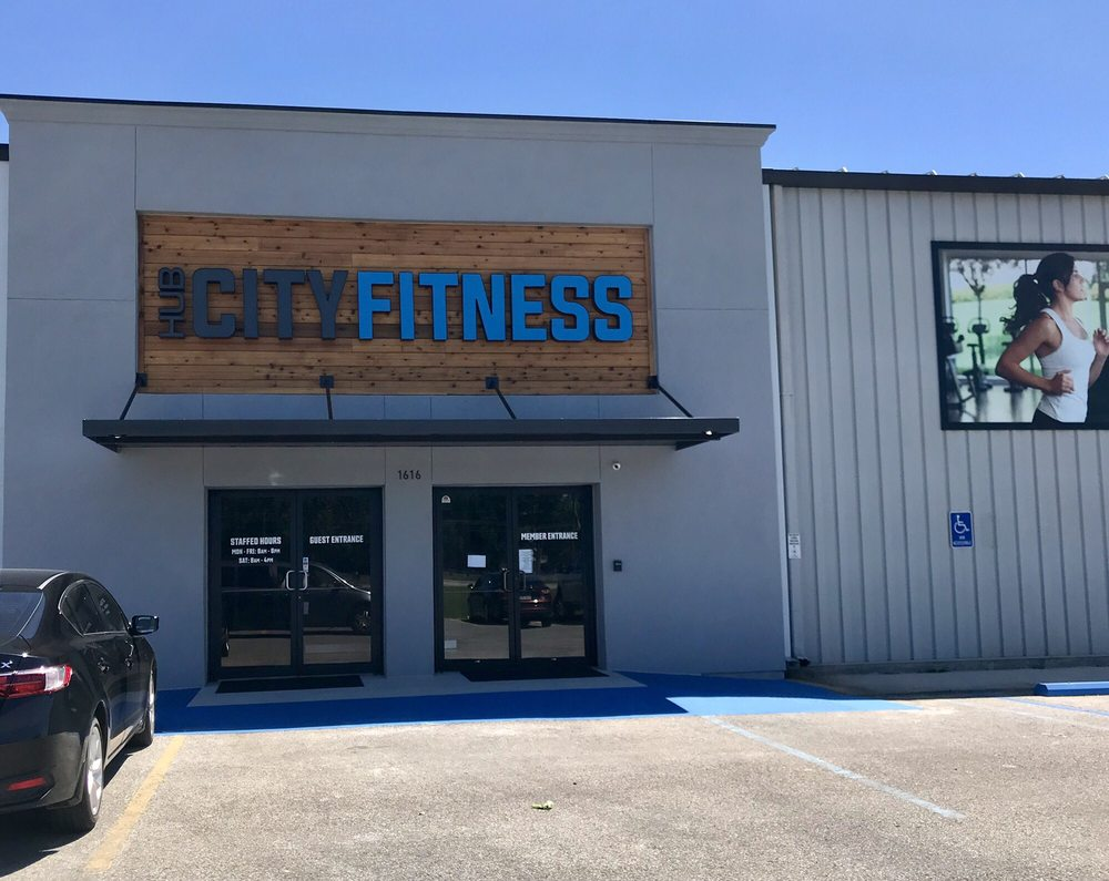 Hub City Fitness: 1616 Youngsville Hwy, Youngsville, LA
