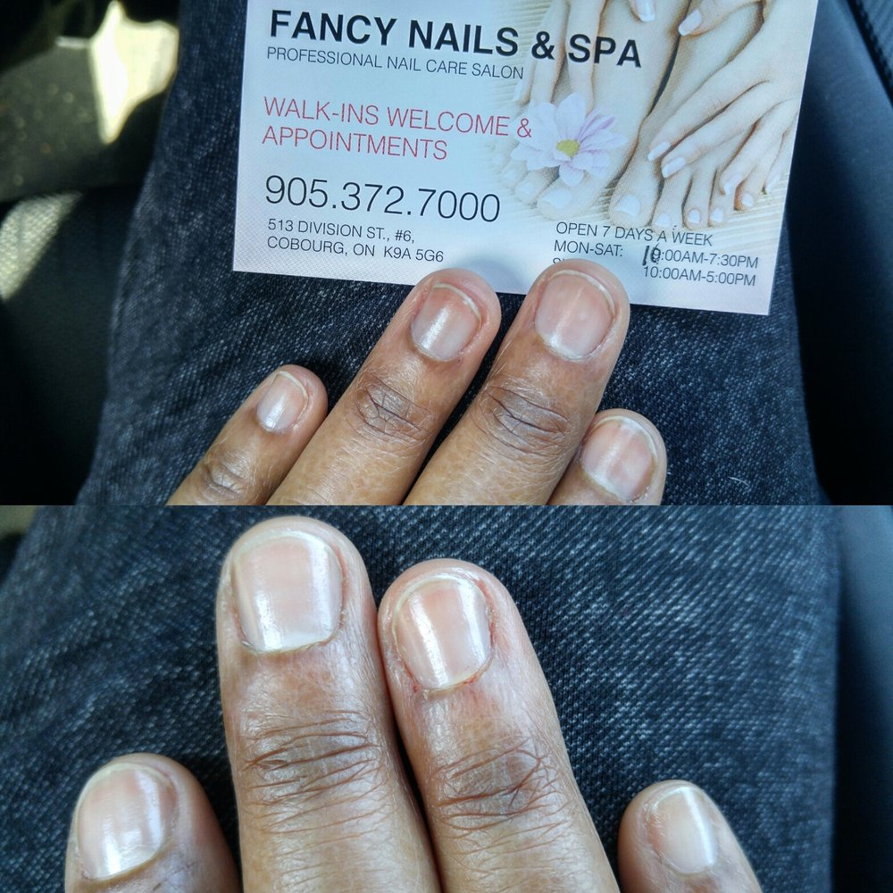 Fancy Nails & Spa - Nail Salons - 513 Division Street, Cobourg, ON ...