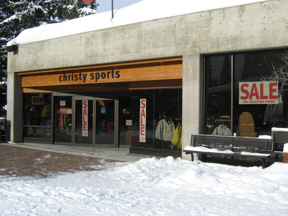 Christy Sports: Third Level Plz, Snowbird, UT