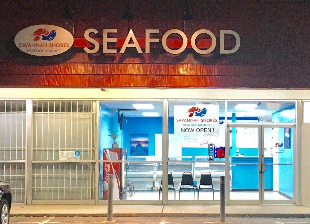 Photos for savannah shores seafood market yelp for Fish market savannah ga