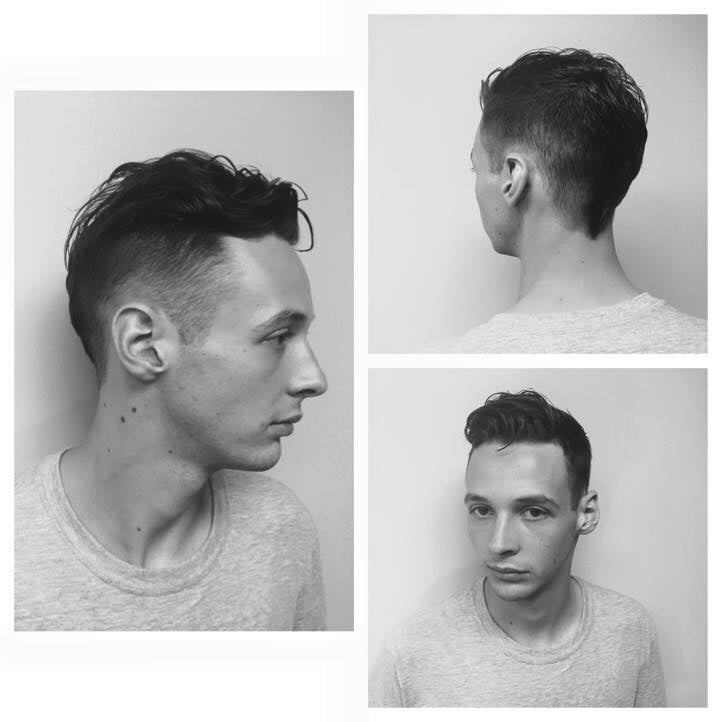 Mens Fade And Haircut By Morgan Yelp