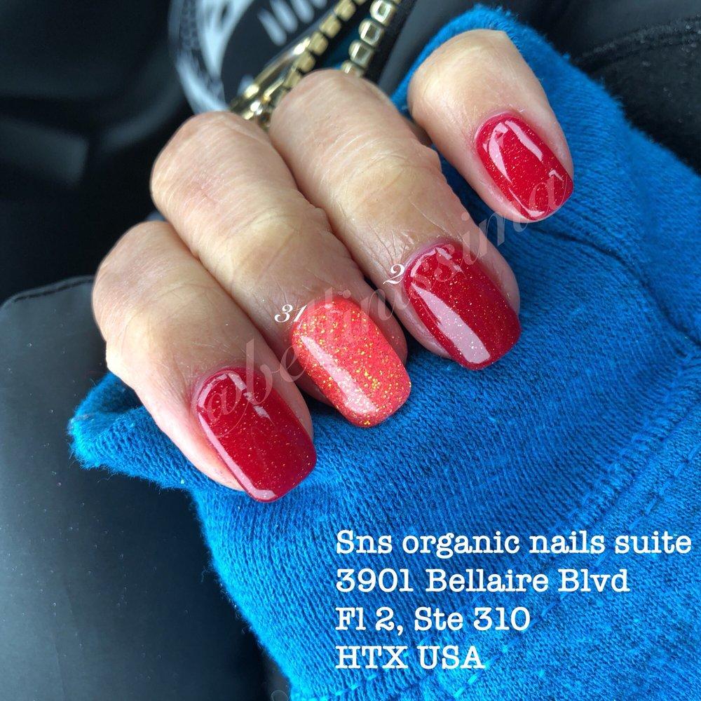 Photos for Sns Organic Nails Salon Suite - Yelp