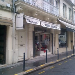 Annie france 12 rue lafaurie de monbadon gironde for Hotel rue lafaurie monbadon bordeaux
