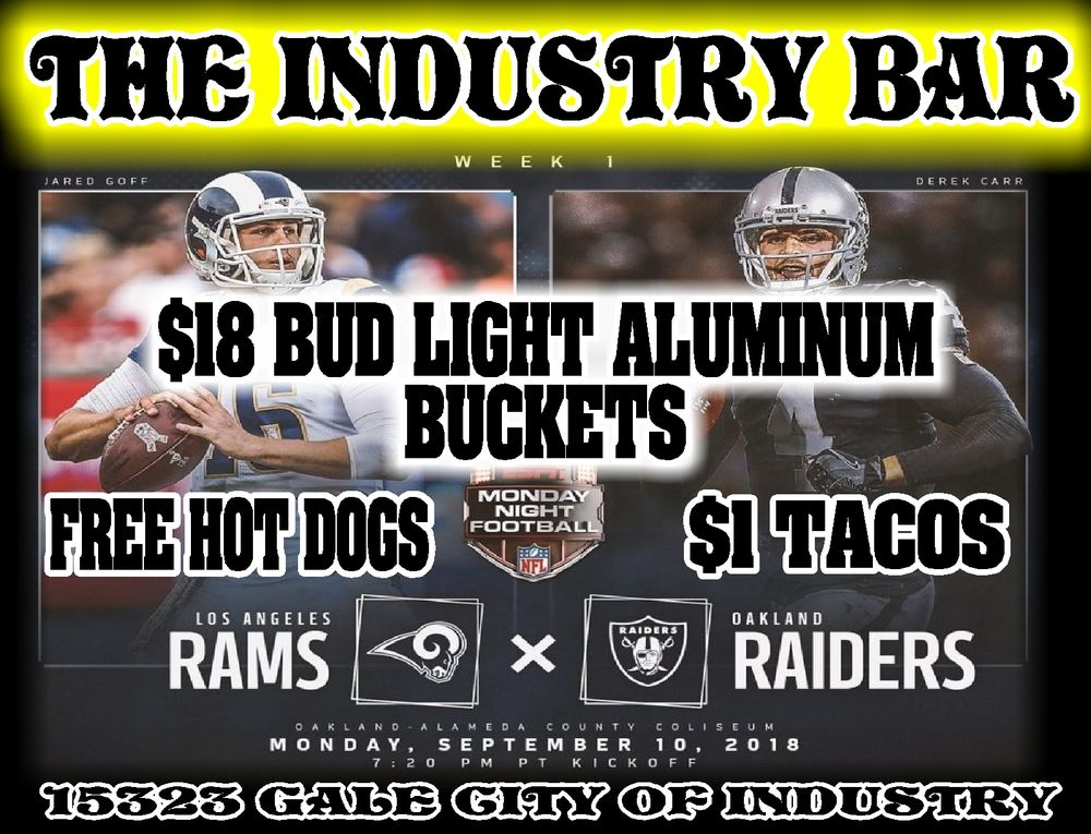 The Industry Bar: 15323 E Gale Ave, City of Industry, CA