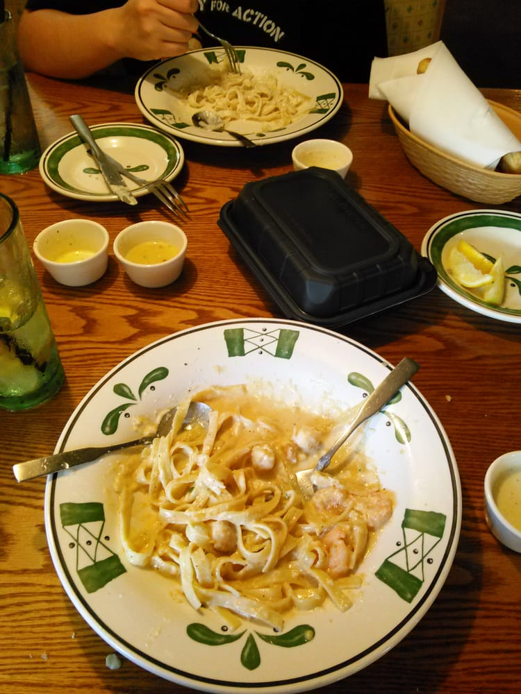 Photo Of Olive Garden Italian Restaurant Buford Ga United States Yum