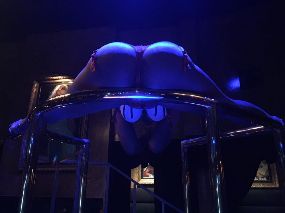 Blue rhino strip club