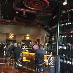 Photo Of The Funky Door Bistro Wine Room Lubbock Tx United States