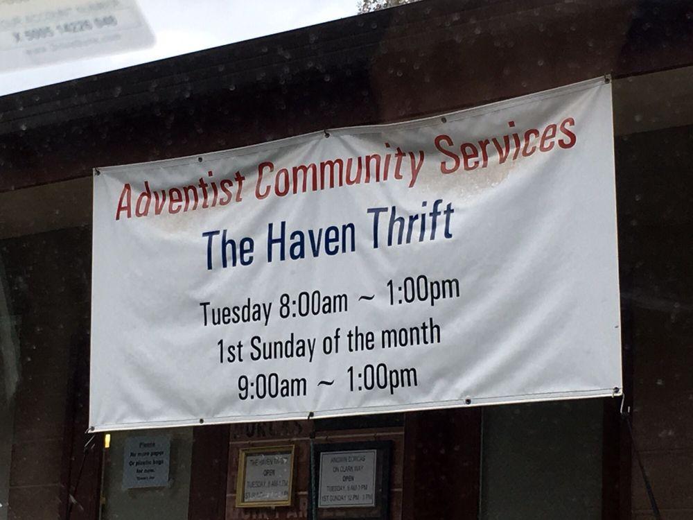 The Haven Thrift: 652 Deer Park Rd, Saint Helena, CA