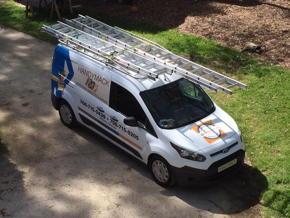 Handymack Services & Repair: Athens, GA