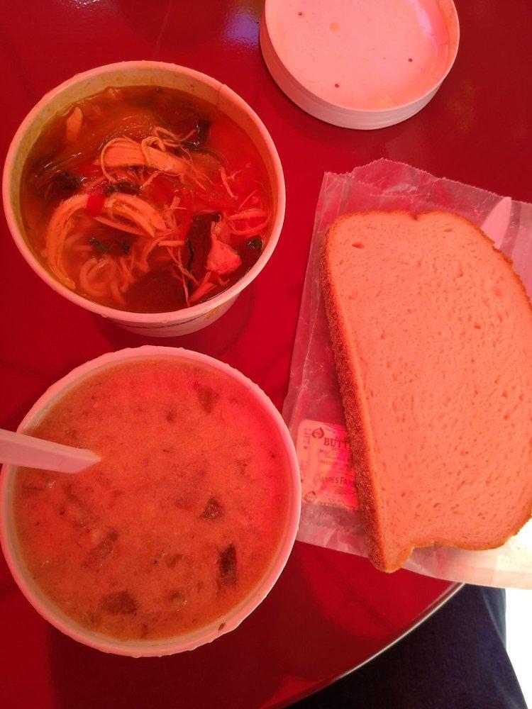 Which Soup: 68 Broadway, Jim Thorpe, PA