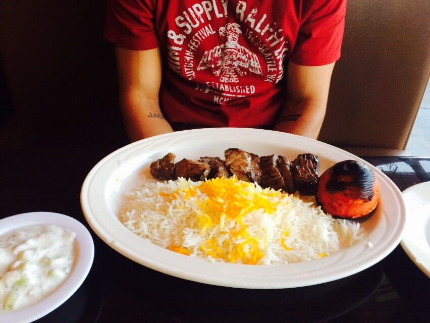 Persia House of Kababs: 1441 E Fletcher Ave, Tampa, FL