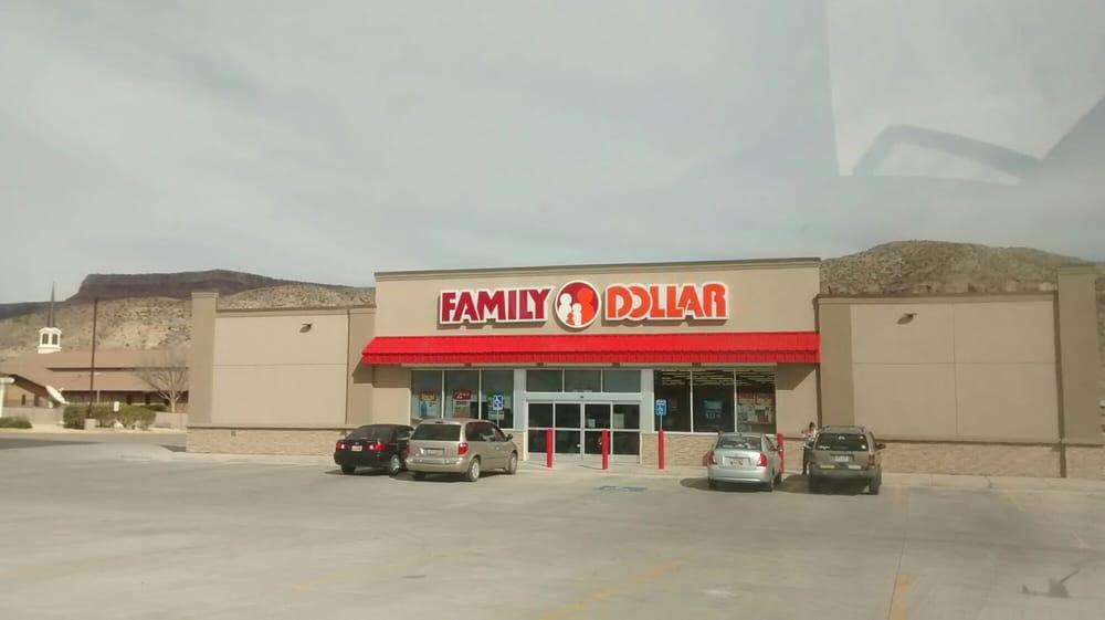 Family Dollar: 420 N State St, La Verkin, UT