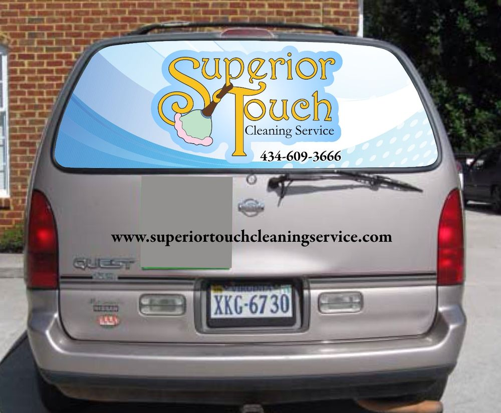Superior Touch Cleaning Service: Lynchburg, VA