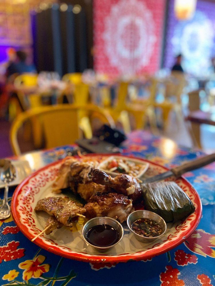 Food from Kai Yang