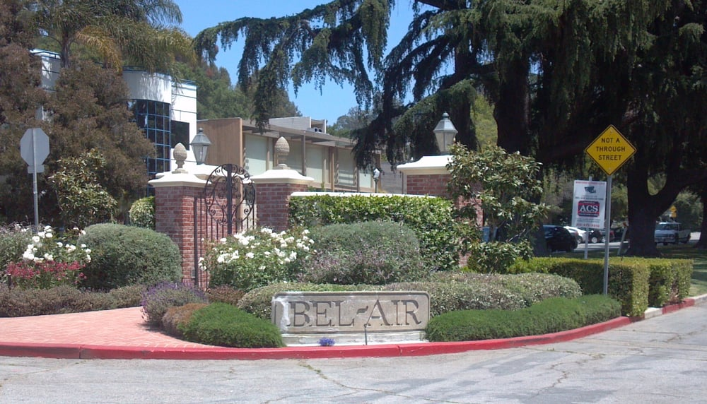 Photo Of Glitterati Tours Beverly Hills Ca United States Bel Air Is
