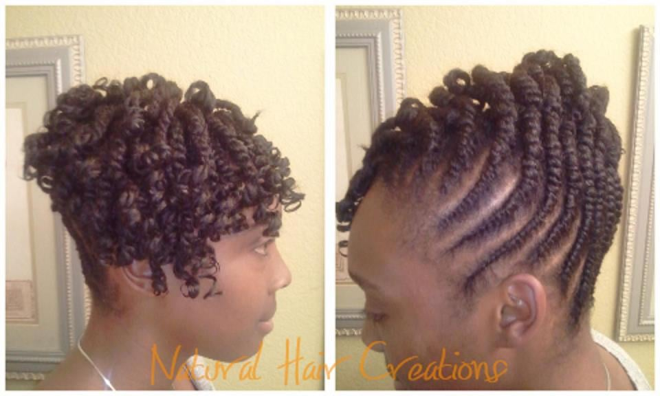 2 Strand Flat Twists Style Yelp
