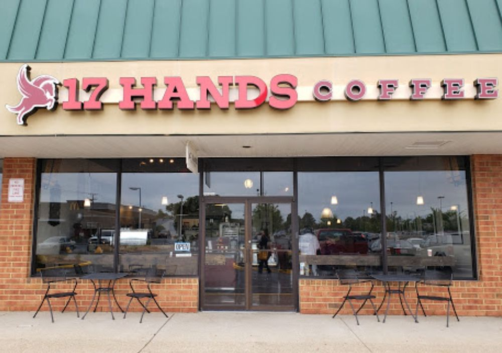 17 Hands Coffee Robin Simmons Bakery: 1830 Kempsville Rd, Virginia Beach, VA