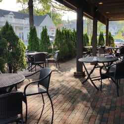 Photo Of Luna Rossa Ridgefield Ct United States Patio Dining