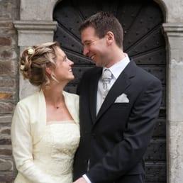 Hochzeitsfrisur und make up koln