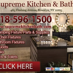 Supreme Kitchen & Bath - Plumbing - 485 Flushing Ave, South ...