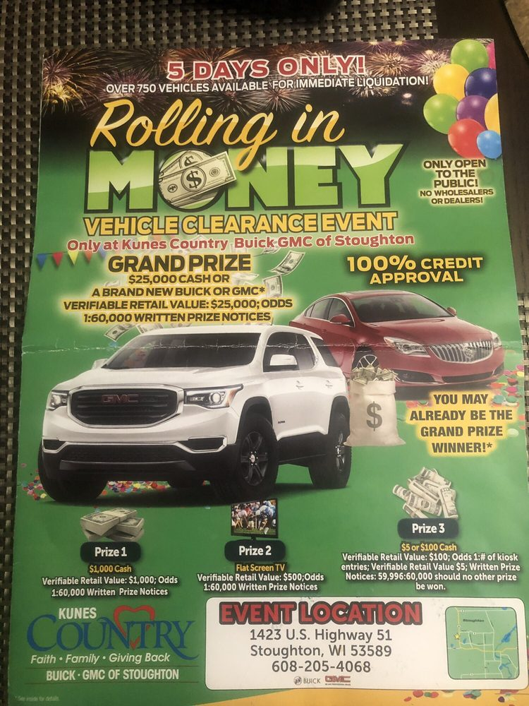 Kunes Country Chevrolet Buick Gmc Gift Card Elkhorn Wi Giftly