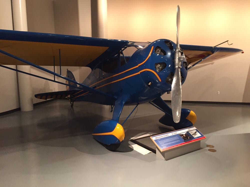Wedell-Williams Aviation Museum La State Museum: 118 Cotten Rd, Patterson, LA