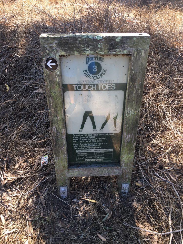 Perrier Parcourse: Polo Fields, Golden Gate Park, CA