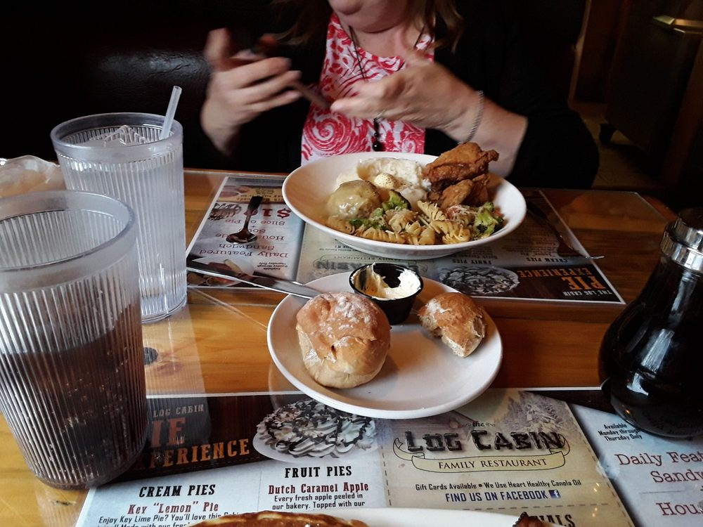 Log Cabin Family Restaurant: 1215 8th St, Baraboo, WI