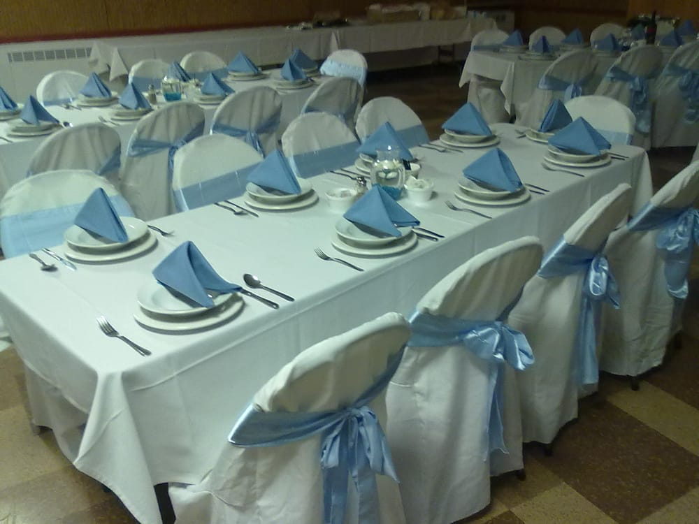 One Dollar Chair Cover Rentals Wedding Planning 14300