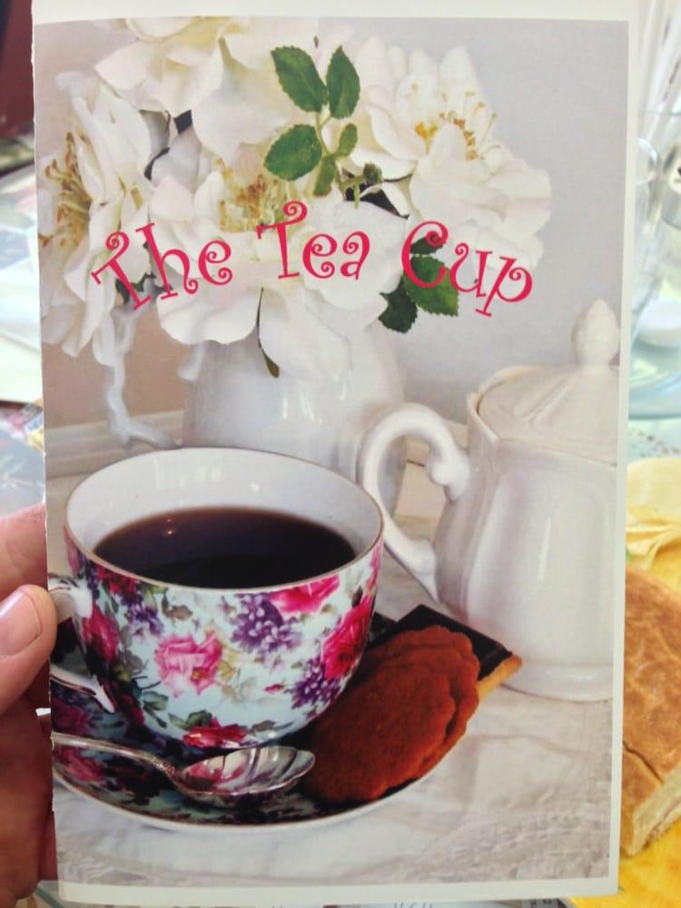 The Teacup: 219 N Nixon Ave, Nixon, TX