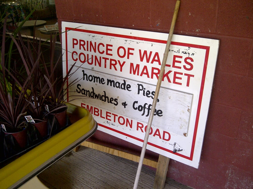 Prince Of Wales Country Market