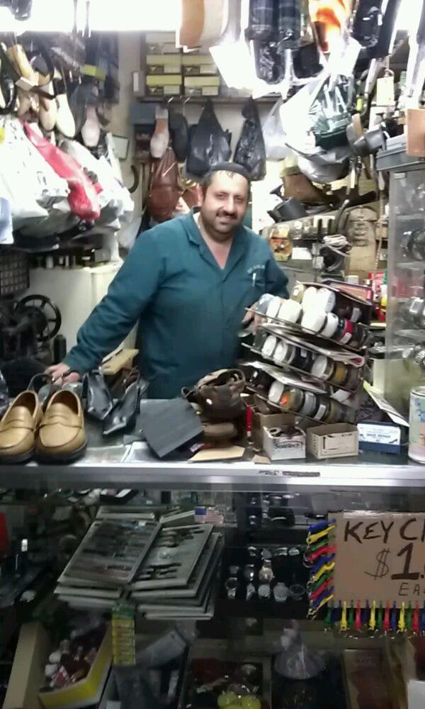 Shoe Repair Lower East Side