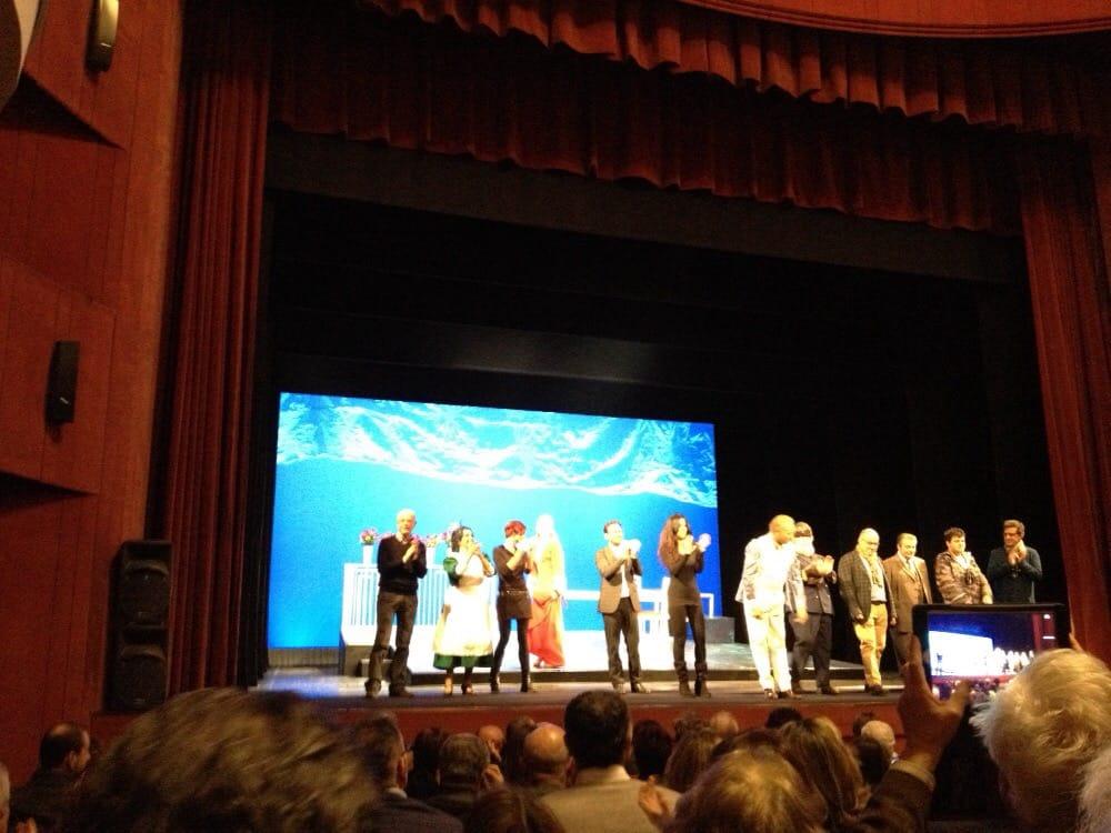 Teatro Quirino - Vittorio Gassman