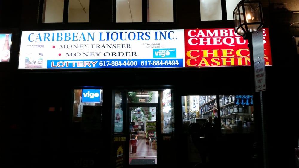 Caribbean Liquors: 399 Broadway, Chelsea, MA