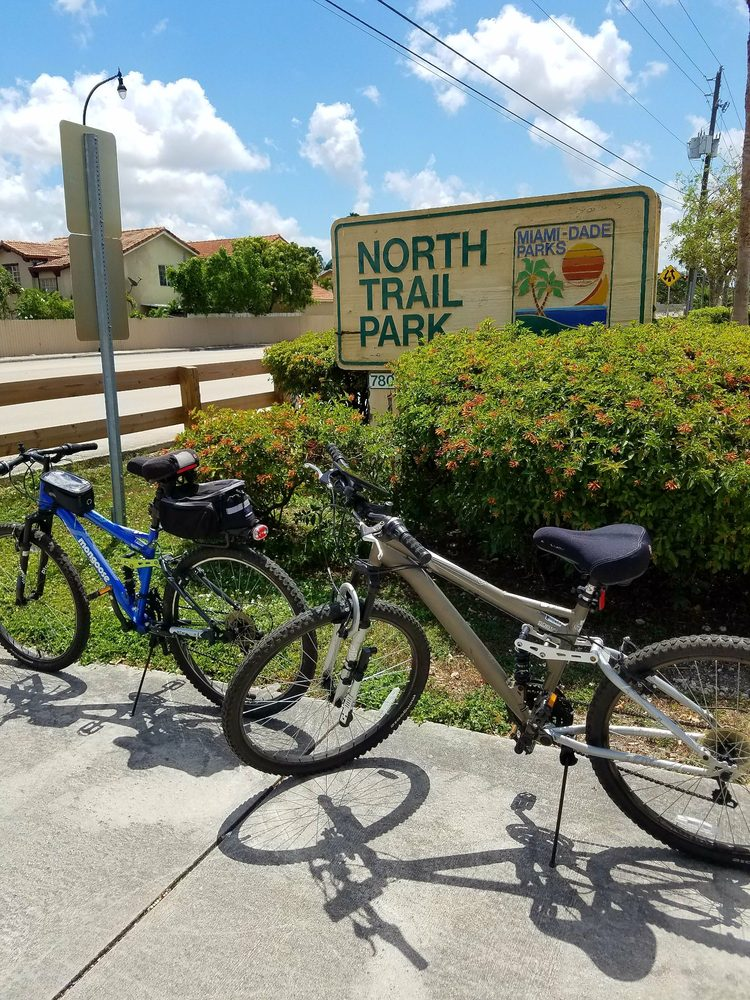 North Trail Park: 12701 NW 8th Ln, Miami, FL