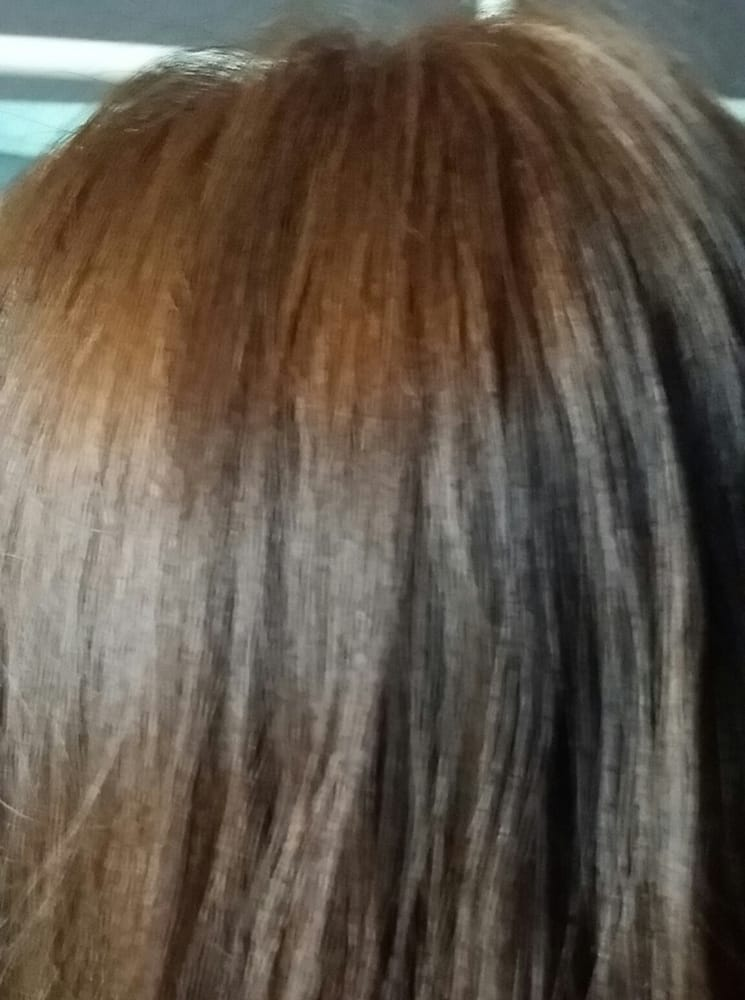 Daughters Root Color Too Light Did Not Match Rest Of Hair Paid 50