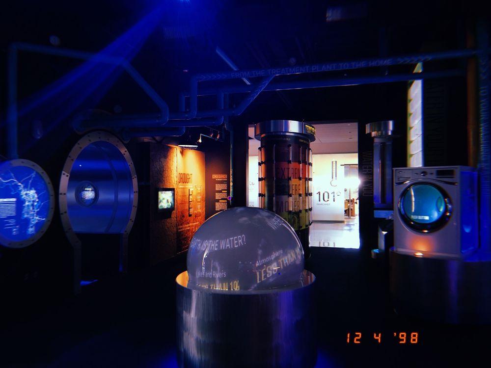 Laredo Water Museum: 2702 Anna Ave, Laredo, TX