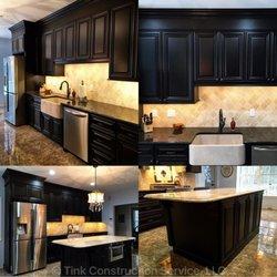 Solid Wood Cabinets - 37 Photos - Kitchen & Bath - 6300 Bristol ...