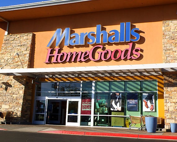 Photo of Marshalls Mega   Phoenix  AZ  United States  Marshalls Home Goods. Marshalls Home Goods  at the Desert Ridge Market Place along Tatum