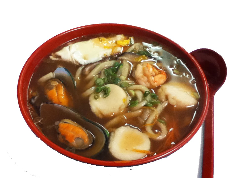 how to cook udon soup