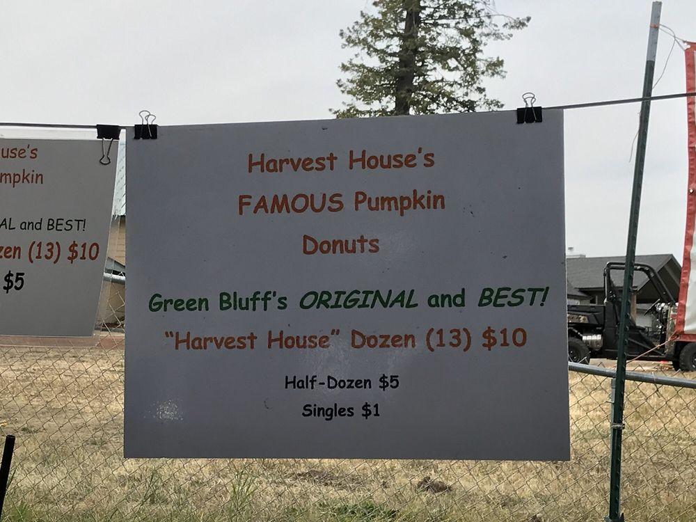 Harvest House: 9919 E Greenbluff Rd, Colbert, WA