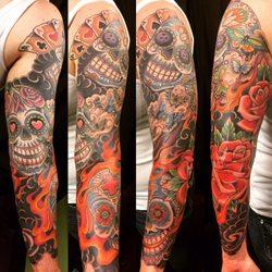 Triple Moon Tattoo - 36 Photos - Tattoo - 745 W Johnson St, Raleigh ...