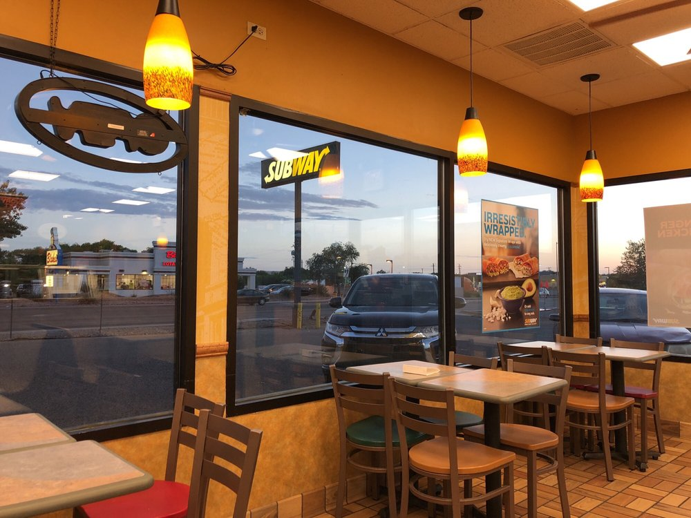 Subway: 248 W Hwy 550, Bernalillo, NM